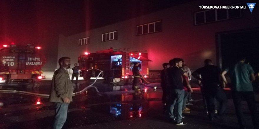 3 fabrikada daha yangın