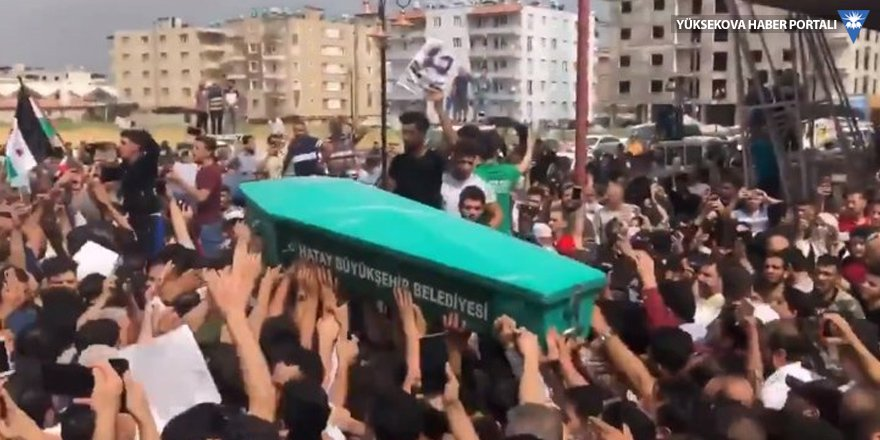 IŞİD'liye cenaze töreni Meclis gündeminde