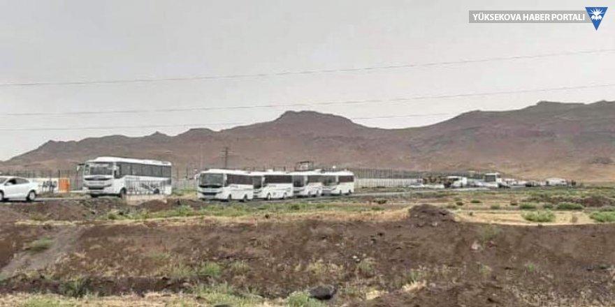Iğdır'da geri gönderme merkezi boşaltıldı