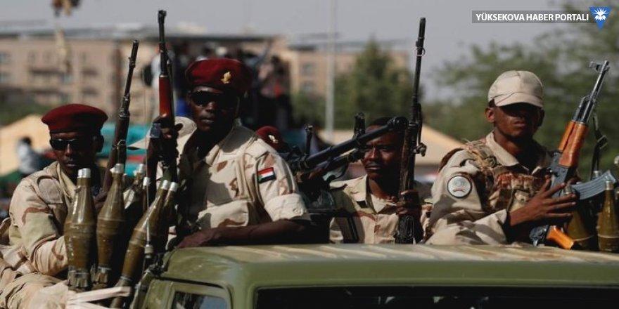 Sudan'da ölümlerden sorumlu askerler gözaltında