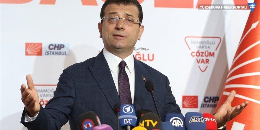İmamoğlu: İştiraklerdeki AK Partili yöneticilerin yüzde 90'ı istifa etti