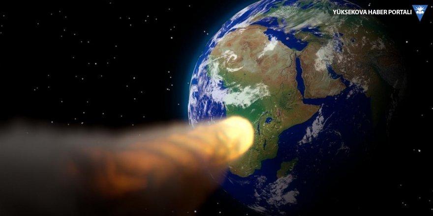 9 Eylül'de Dünya'ya dev bir asteroit çarpabilir