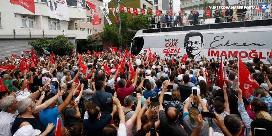 Kılıçdaroğlu: İptal ederlerse bir daha İmamoğlu'nu seçeceğiz