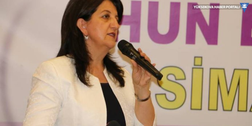 Pervin Buldan İstanbul'da sahaya indi