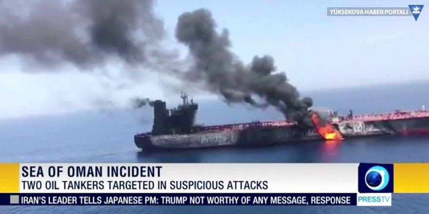 İran'dan ABD'ye tepki: Sabotaj diplomasisine son verin