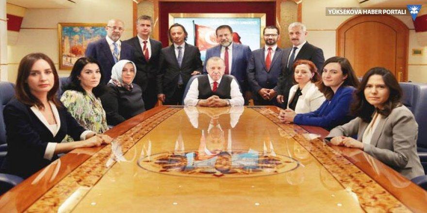 Erdoğan: Burası kasaba devleti değil