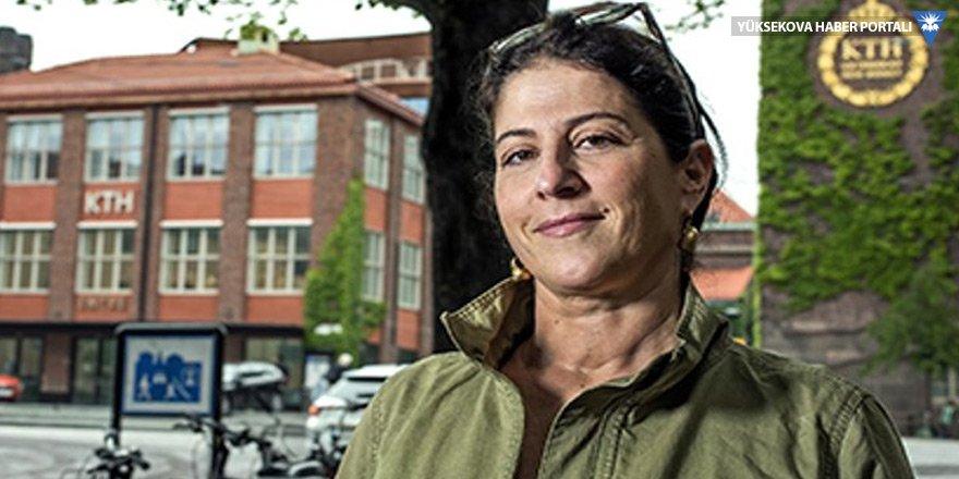 İsveç Kraliyet Akademisi Büyük Ödülü Kürt gazeteci Demirbağ-Sten'e verildi