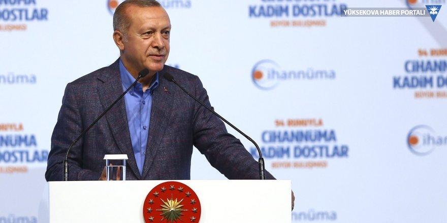 Erdoğan: İmamoğlu özür dilemedikçe böyle bir makama gelemez