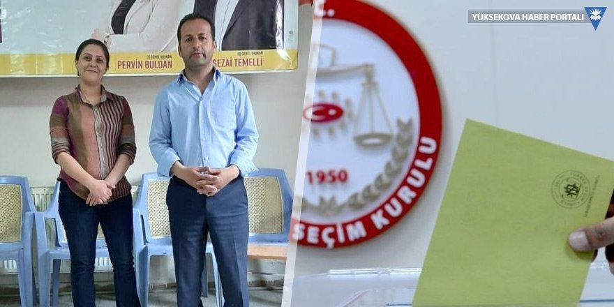 HDP'den Yüksekovalı İstanbul seçmenine çağrı
