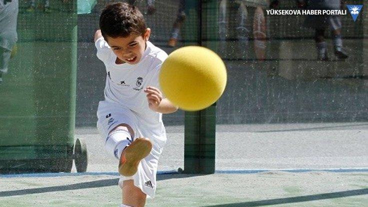 Real Madrid Kürdistan bölgesinde genç yetenekler arıyor