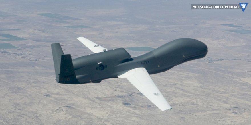 İran Devrim Muhafızları: Hava sahamızı ihlal eden bir ABD insansız hava aracını düşürdük
