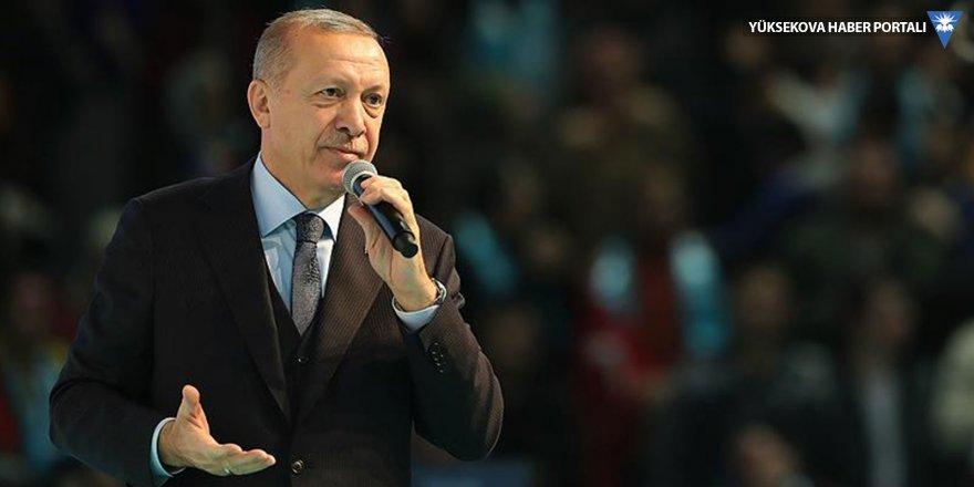 Erdoğan: Trump'tan yaptırım izlenimi hiç almadım