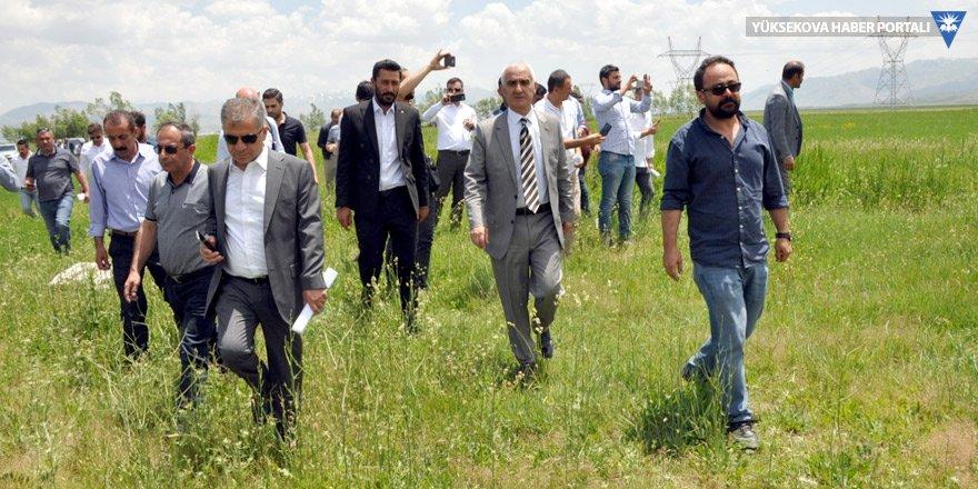 Yüksekova'da 'Atık Su Arıtma Tesisi' inşa edilecek