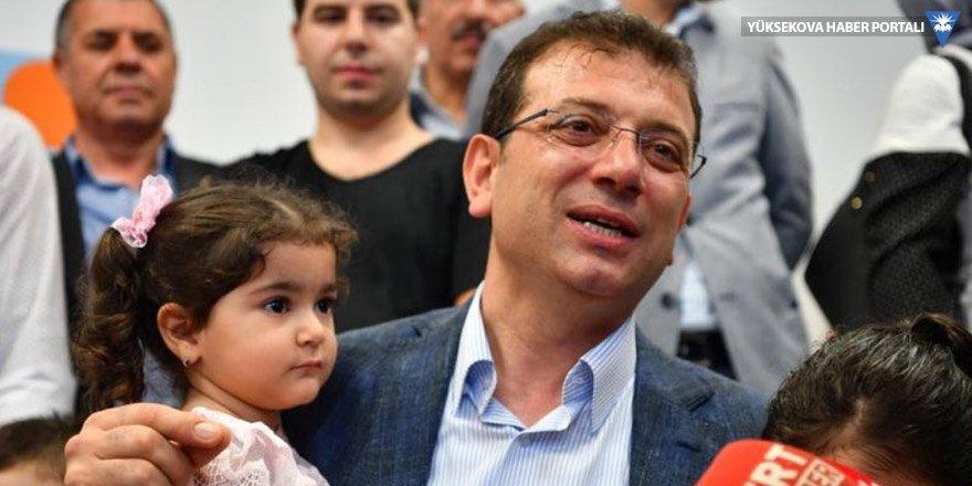 Ekrem İmamoğlu: Erdoğan bilir, milletin iradesi önünde durulmaz