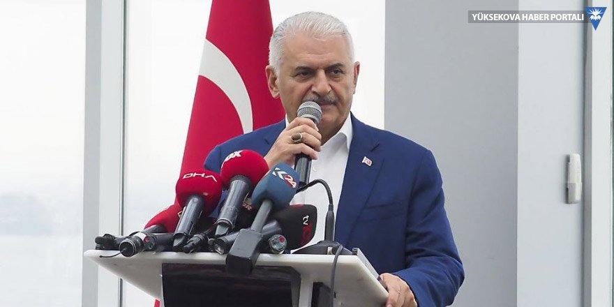 Binali Yıldırım: Kürtçe'ye her türlü desteği vereceğiz