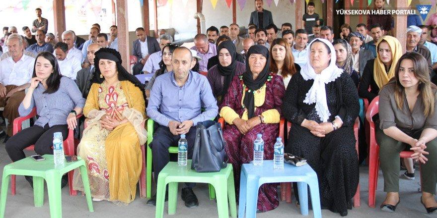Şemdinli'de HDP'nin 3'ncü Olağan Kongresi yapıldı