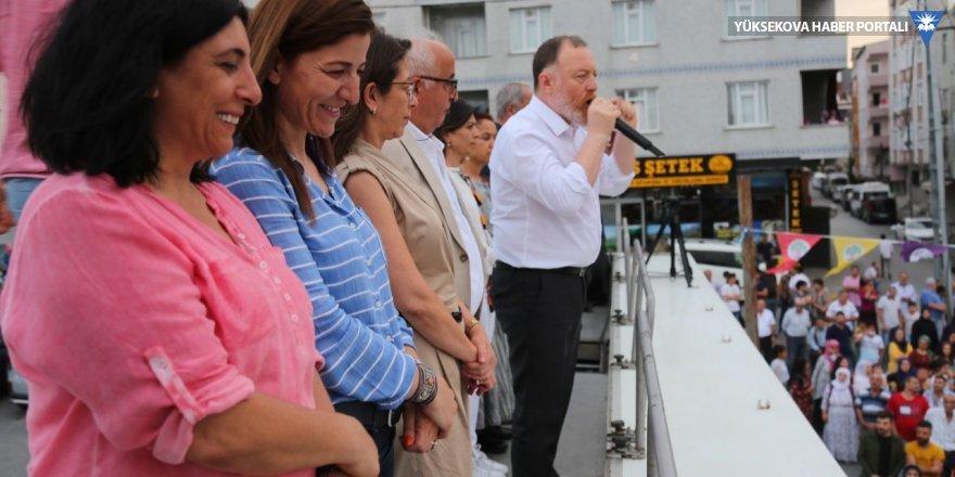 Temelli: Öcalan'ı anlamıyorlar, ısrarla Öcalan'ı anlatacağız