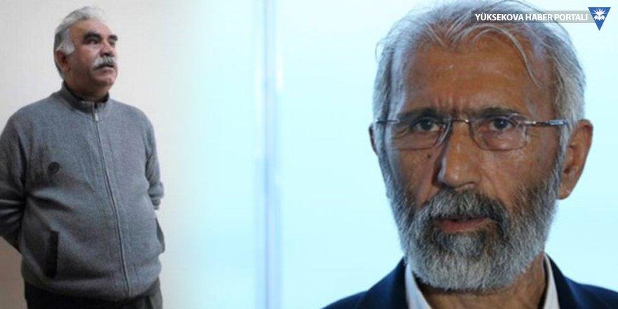 Ali Kemal Özcan: Görüşmede devlet görevlisi de vardı