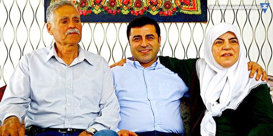 Selahattin Demirtaş'ın annesi: Erdoğan korkmasın, oğlumu bıraksın