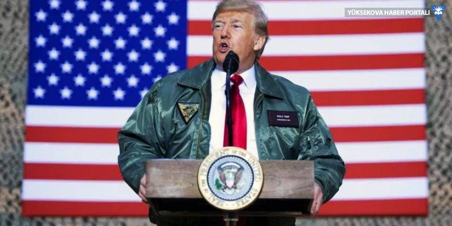 Trump: İran'a ek yaptırımlar uygulayacağız