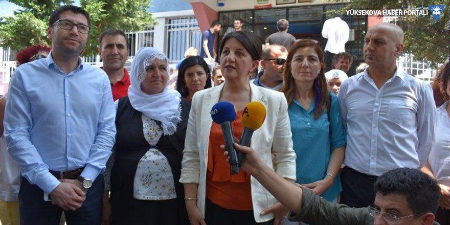Pervin Buldan: Keşke 31 Mart'ta gösterilen irade kabul edilseydi, bir oy her şeyi değiştirir