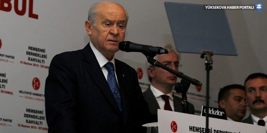 Devlet Bahçeli: İstanbul ehline emanet edilmedi