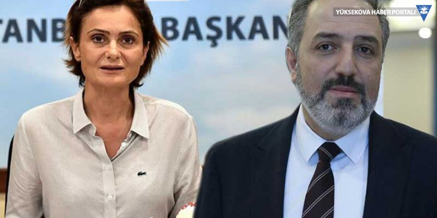AK Parti'li Yeneroğlu'ndan CHP'li Kaftancıoğlu'na: Daha iki gün tahammül edemediniz