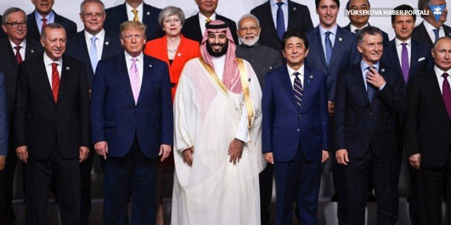 G20 zirvesi başladı: Aile fotoğrafı çekildi
