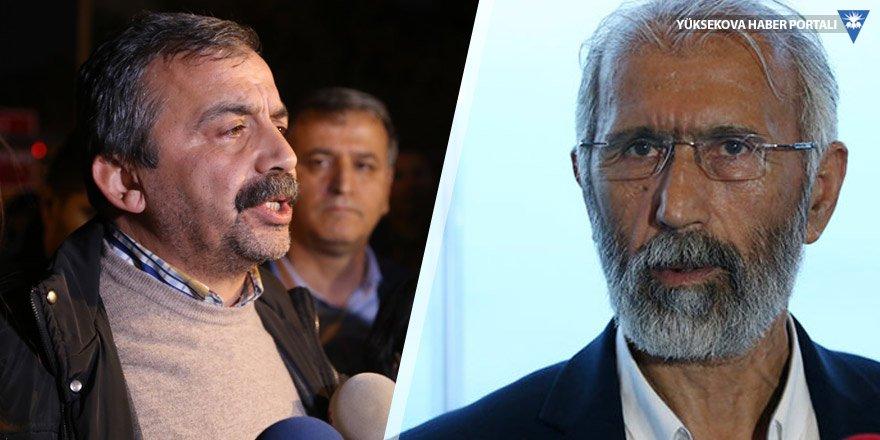 'Ali Kemal Özcan mektup getirebiliyorsa Sırrı Süreyya Önder neden hapiste?'