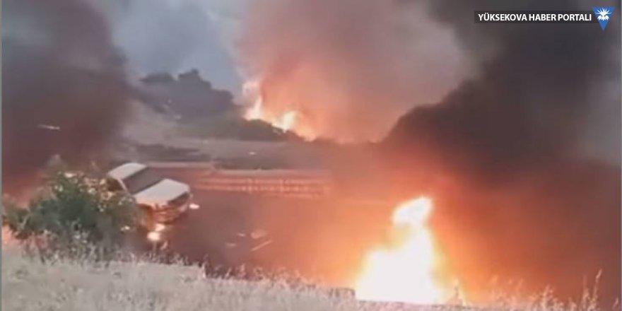 Irak Dışişlerinden 'bombardıman' açıklaması