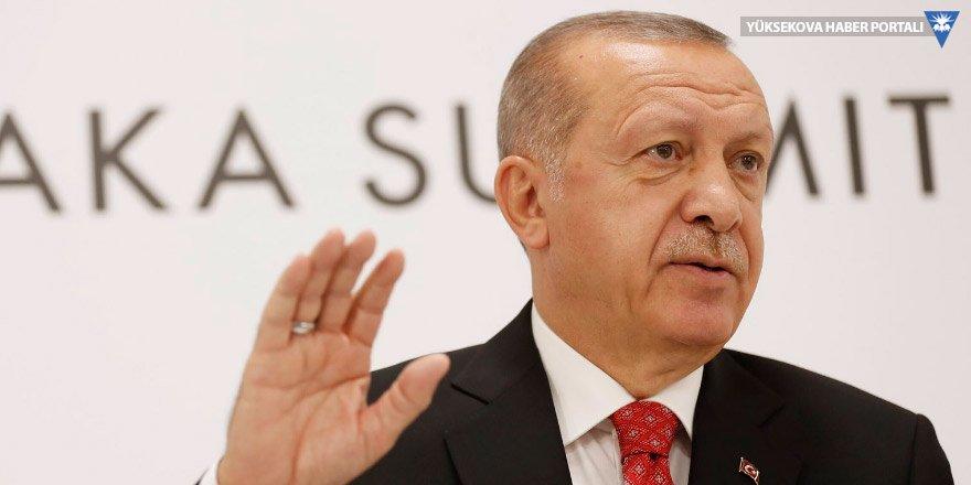 Erdoğan'dan Libya mesajı: Saldırılar durdurulsun