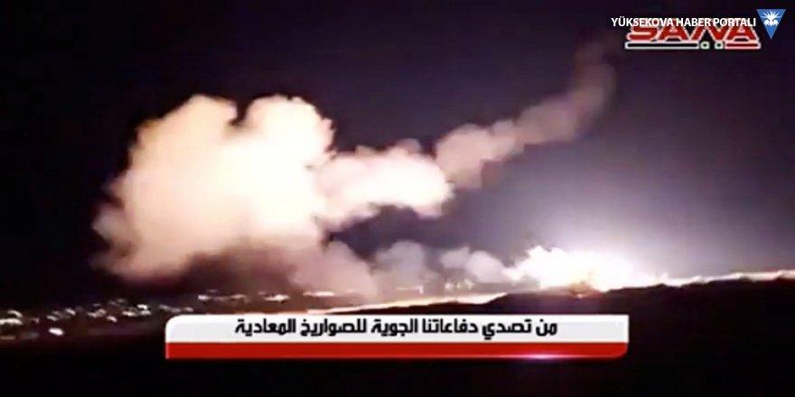 İsrail Suriye'yi vurdu, biri bebek 4 sivil öldü!