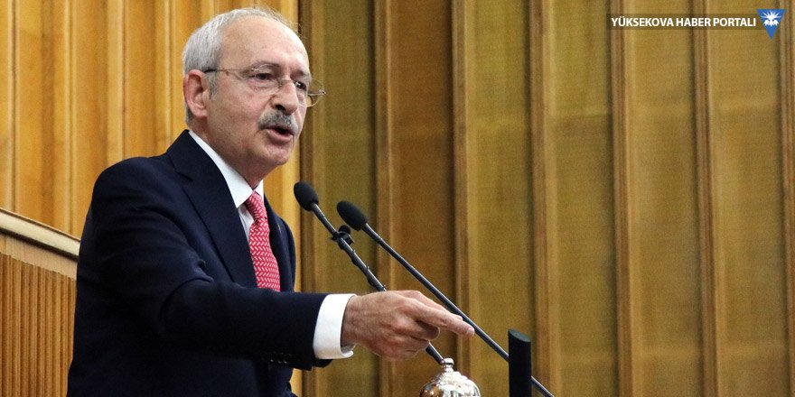 Kemal Kılıçdaroğlu: FETÖ'nün siyasi ayağı nerede?