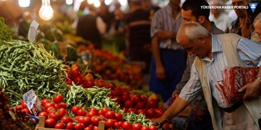 Enflasyon haziranda yüzde 1,13 arttı