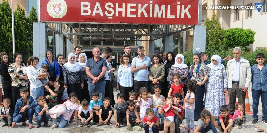 Silopi'de 60 kişilik aile aynı hastalığı taşıyor