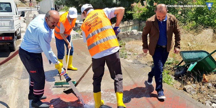 Eş Başkan Karaman, çalışmalara katıldı
