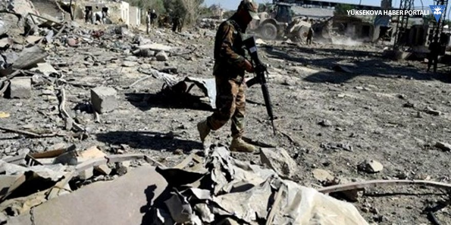 Afganistan'da pazara havan mermisi düştü: 14 ölü