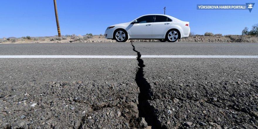 California yine sarsıldı: Son 20 yılın en büyük depremi
