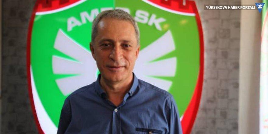 Amedspor Başkanı Kılavuz: Takımın etrafında kenetlenelim