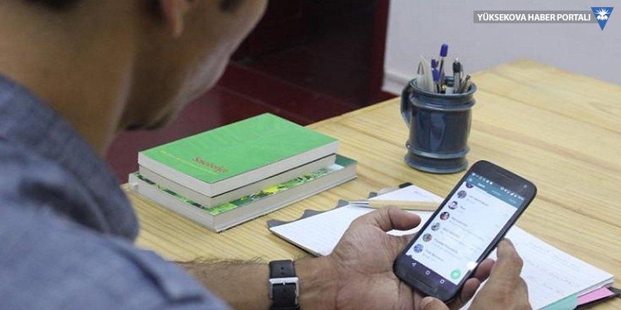 Irak'ta çalışanlara akıllı telefon yasağı