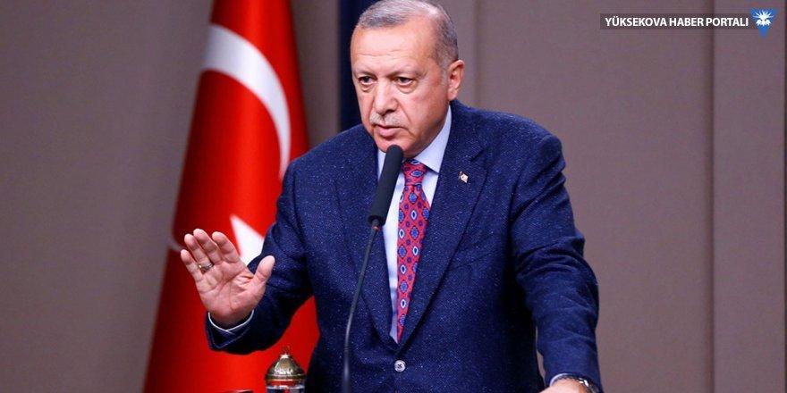 Erdoğan: Ayrılık kampanyaları olabilir