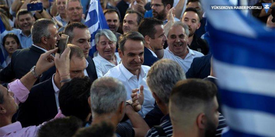 Yunanistan sandık başına gidiyor: Anketler Yeni Demokrasi'yi işaret ediyor