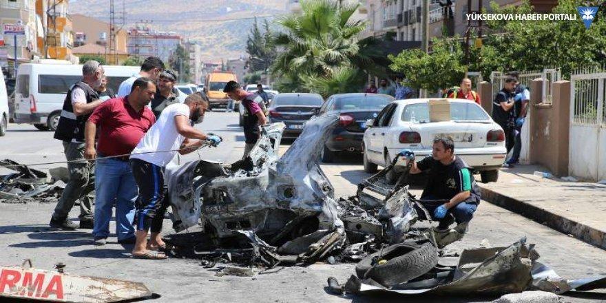Reyhanlı'daki patlamaya 16 gözaltı