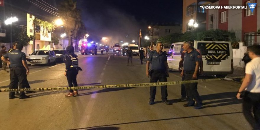 Reyhanlı'da patlama: 7 yaralı