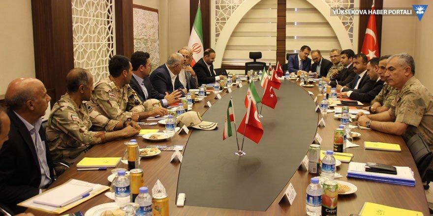 Hakkari'de Türkiye-İran ticaret toplantısı