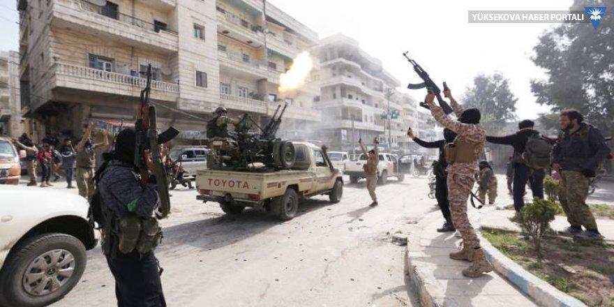 Afrin ve Haseke'de patlamalar
