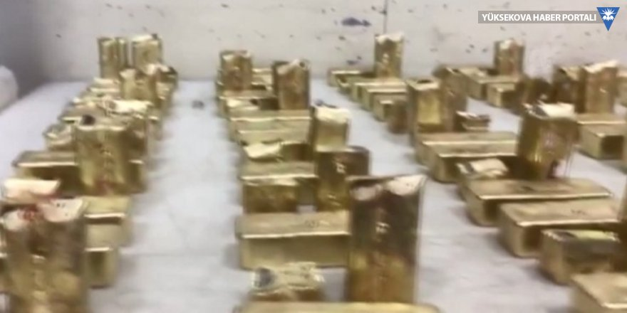 Piyasaya sahte altın sürdüler