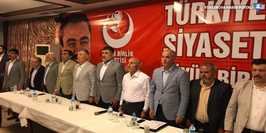 BBP'de muhalefet Kahramanmaraş'ta toplandı