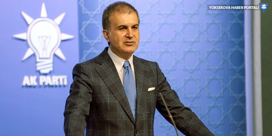 Ömer Çelik: CHP saklı şekilde IMF'yle görüşüyor