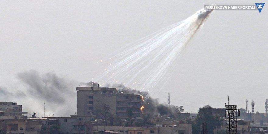 Musul'da IŞİD'e bombardıman: 4 ölü